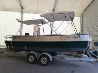 Meyers Boats MZB 600 Zille