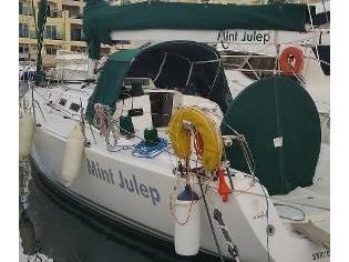 J Boats J/122