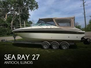 Sea Ray 280SS