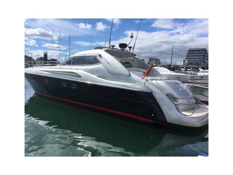 Sunseeker Predator 63 In Hampshire Motor Yachts Used 09710 Inautia