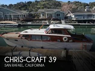 Chris-Craft 40
