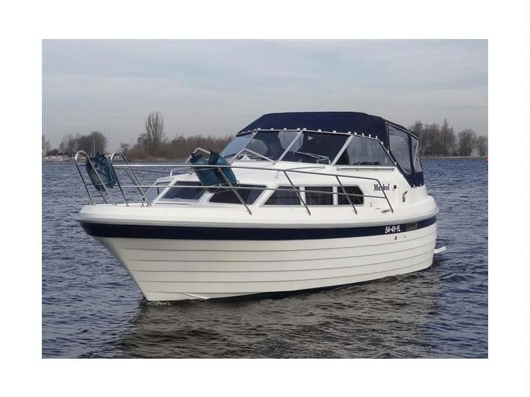 Joda 850 TC in Friesland | Power boats used 41025 - iNautia