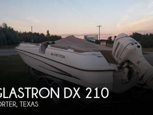 Glastron DX 210