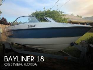 Bayliner 185 Bowrider