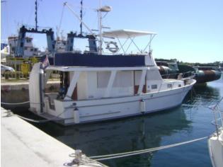 Marine Trader 36 Trawler