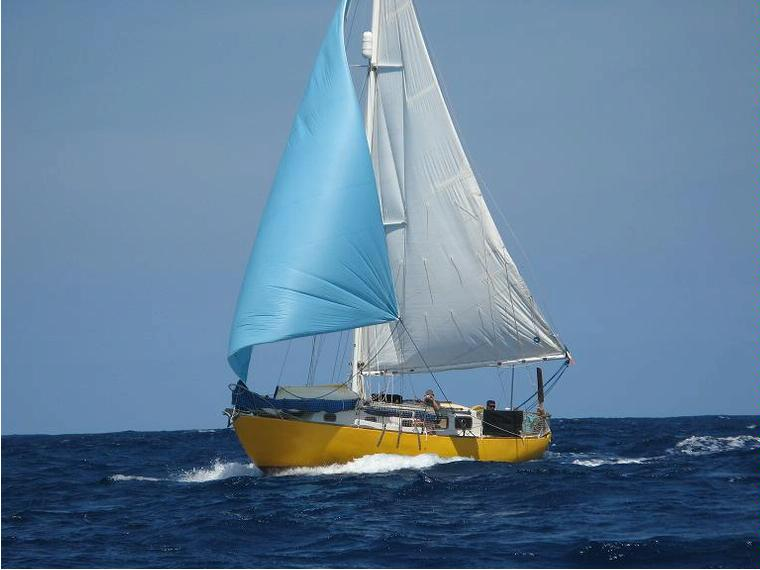 voilier acier hollandais in gran tarajal sailboats used 48485 inautia. Black Bedroom Furniture Sets. Home Design Ideas