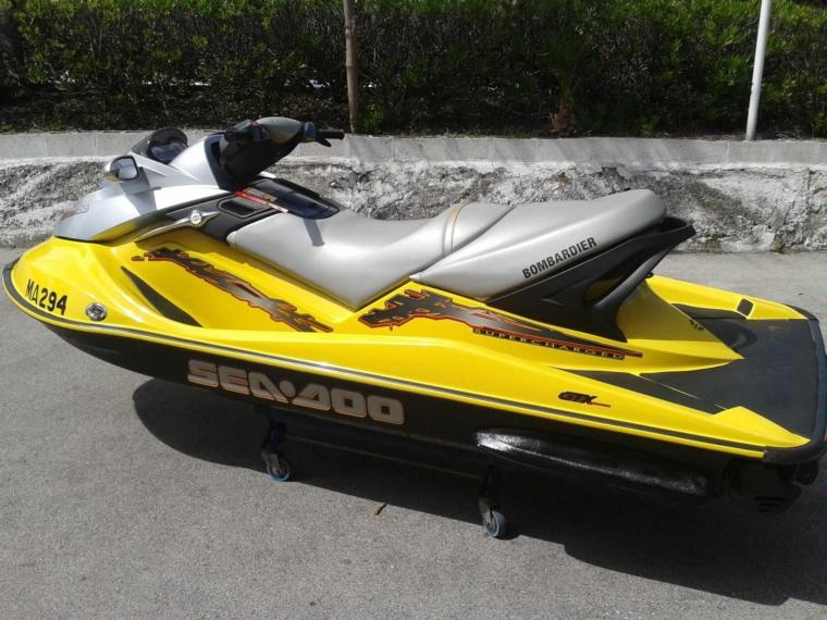 Seadoo GTX 4 TEC in Spain   Power boats used 39853 - iNautia