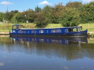 Mirfield Boat Company Traditional Thames Launch