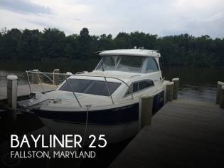Bayliner 246 Discovery EC