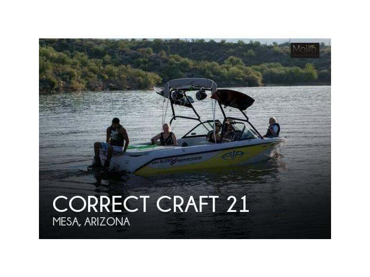 correct craft super air nautique 210 in florida