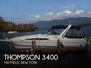 Thompson Santa Cruz 3400