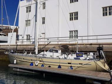Nordia 49 in Lanzarote   Sailing cruisers used 54535 iNautia