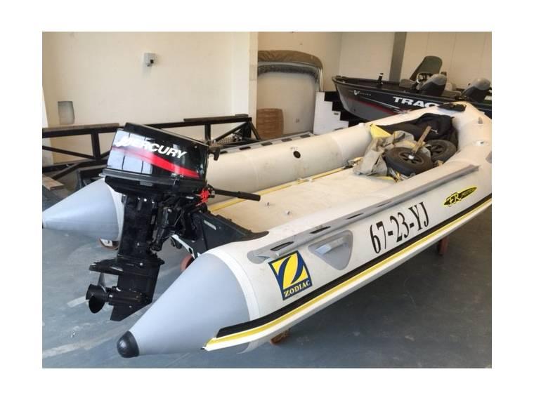 Zodiac Futura MK2 Fast Roller in Utrecht | Inflatable boats