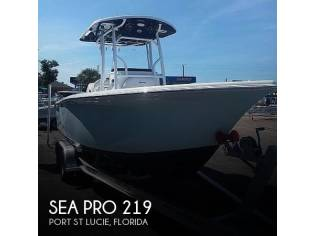 Sea Pro V219