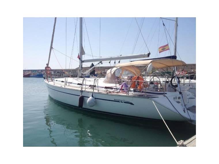 Bavaria 49 Cruiser in Spain | Sailing cruisers used 02524