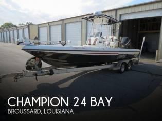 Champion 24 Bay