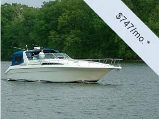 Sea Ray 440 EC