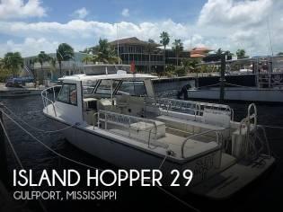 Island Hopper 29 dive