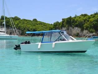 Bertram Yacht 25