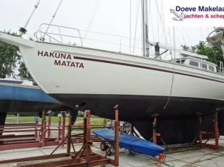 Blue-water sailing yacht KVASE 12.00