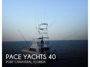 Pace 40 Sportfish