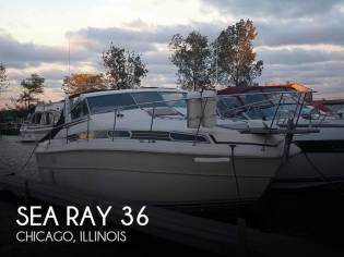 Sea Ray SRV 360 Express Cruiser