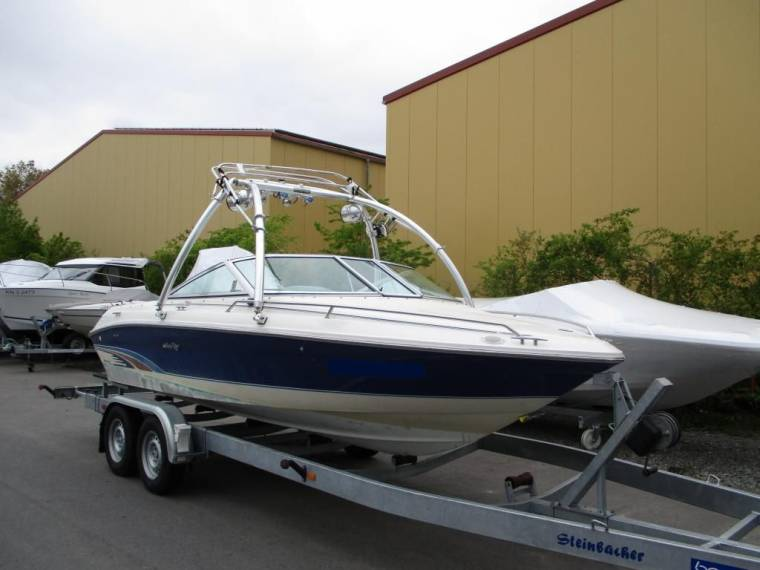 Sea Ray 190 SIGNATURE in Germany   Open boats used 99545