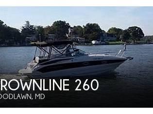 Crownline 260