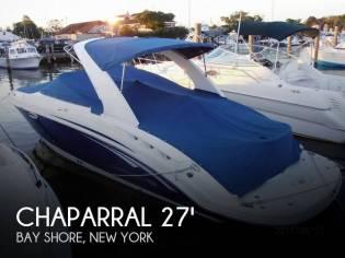 Chaparral 276 SSX