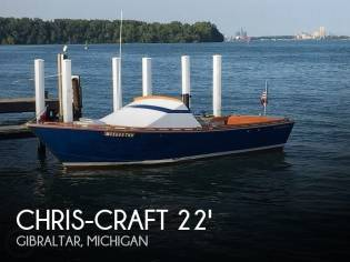 Chris-Craft Cavalier Cutlass 22'