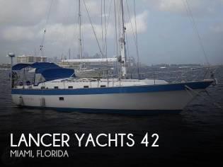 Lancer Yachts 42 Masthead Sloop