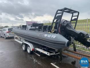 Gemini Rigid Inflatable Boat Ribboot Gemini South