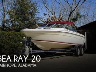 Sea Ray 200 Bowrider
