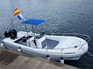 Dipol Pescador 580