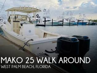Mako 25 Walk Around