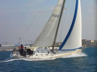 Freya 45 S&S Benello