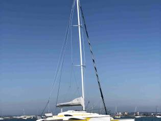 Dragonfly 32 Supreme in France   Catamarans sailboat used