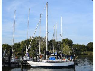 Bruce Roberts Spray 40 (Three masted schooner) in United
