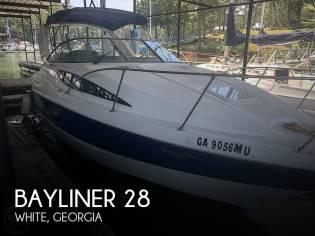 Bayliner 285 Sunbridge Cruiser