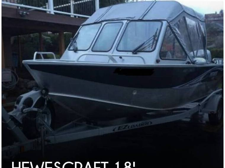 Hewescraft 180 Pro-V Extended Transom in Florida   Power boats used