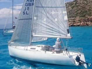 Beneteau First Class 8