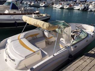 Chaparral 220 SSL