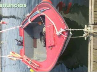 Planeadora ORCA + motor YAMAHA 40/4T
