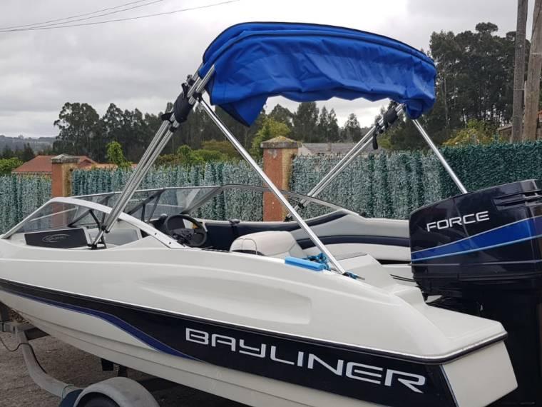 BAYLINER CAPRI in Corunna | Open boats used 48697 - iNautia