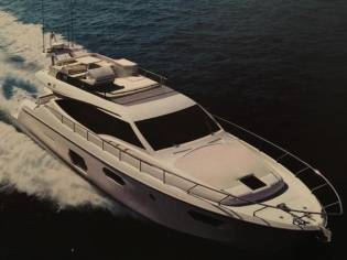 Ferretti Yachts 560
