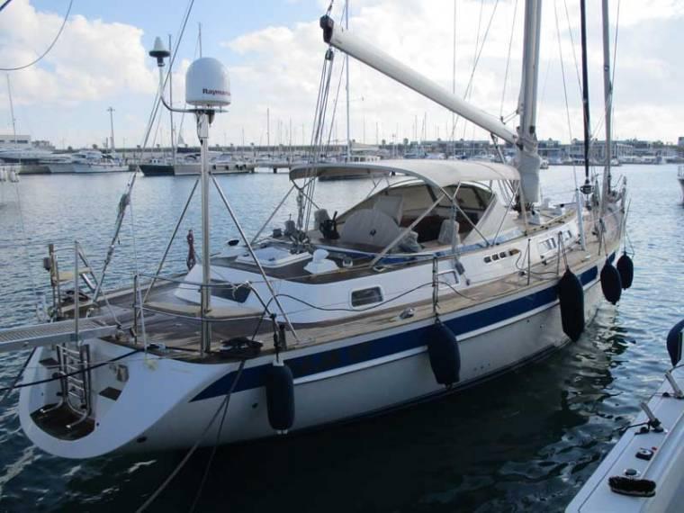 Hallberg-Rassy 53 in Málaga | Sailing cruisers used 50665 - iNautia
