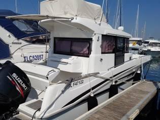 Cabin Cruiser BENETEAU BARRACUDA 9 FLYBRIDGE