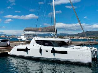 Leopard Catamarans - Leopard 45