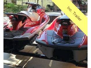 Yamaha FX Cruiser (2) - 2008 & 2004 Jet Skis