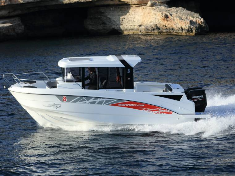 Beneteau barracuda 8 new for sale 53544 new boats for for Barracuda fish for sale